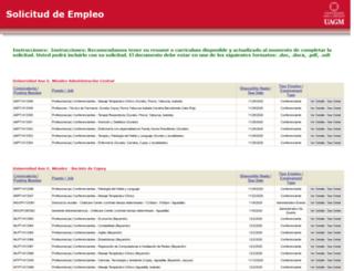 jobs.suagm.edu screenshot
