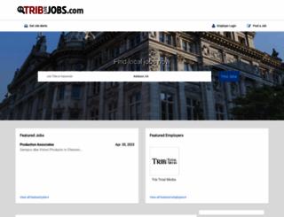 jobs.triblive.com screenshot