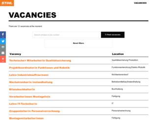 jobs.viking.at screenshot