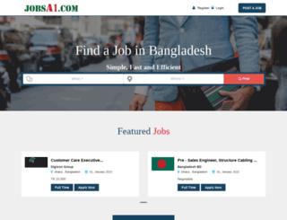 jobsa1.com screenshot