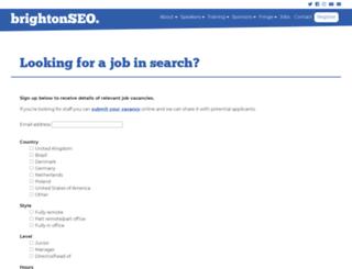 jobsinsearchmarketing.com screenshot