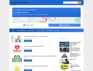 jobsmalaysia.info screenshot