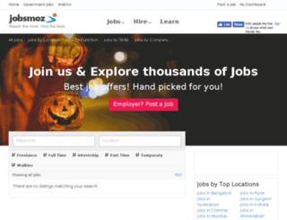 jobsmoz.com screenshot