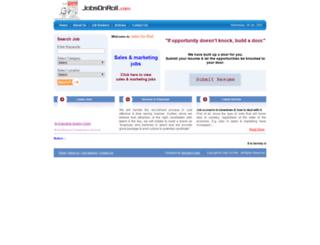 jobsonroll.com screenshot