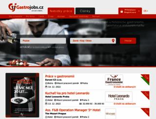 jobspot.cz screenshot