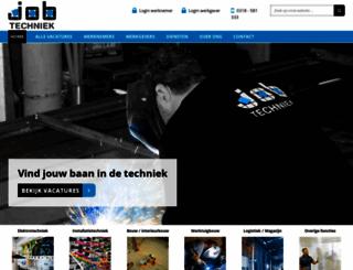 jobtechniek.nl screenshot