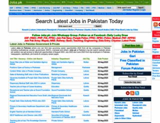 jobz.pk screenshot