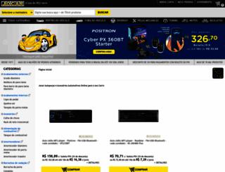 jocarautopecas.com.br screenshot