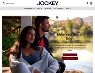 jockey.co.uk screenshot