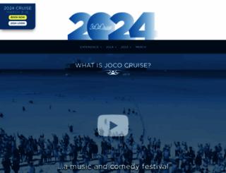 jococruisecrazy.com screenshot