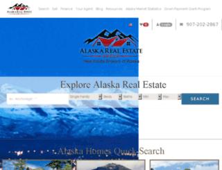 joe.alaskarealestate907.com screenshot