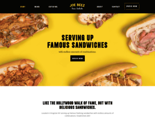 joebeez.com screenshot