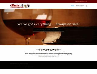 joecanals.com screenshot