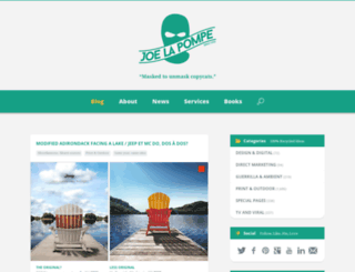 joelapompe.net screenshot