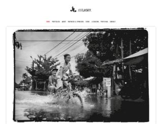 joelasky.co.uk screenshot