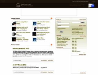 joeuser.com screenshot