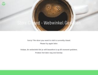 joeva-webwinkel.nl screenshot