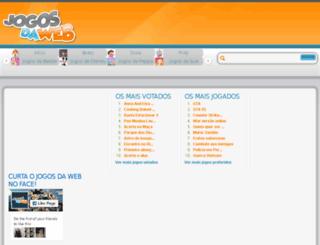jogos-classicos.jogosdaweb.com.br screenshot