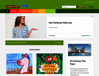 jogosflash.colorir.com screenshot