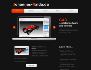 johannes-raida.de screenshot