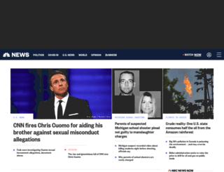 johnalger.newsvine.com screenshot