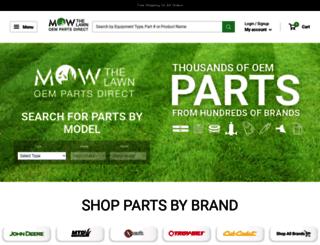 johndeere-parts-direct.com screenshot