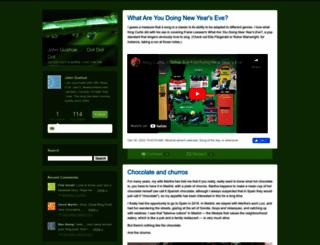 johngushue.typepad.com screenshot