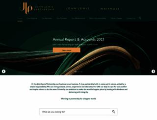 johnlewispartnership.co.uk screenshot