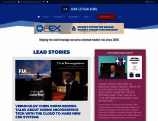 johnlothiannews.com screenshot