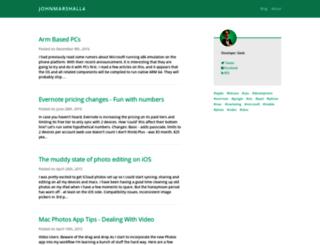 johnmarshall4.postach.io screenshot
