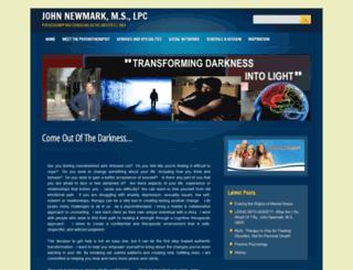 johnnewmark.com screenshot