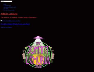johnnylemuria.com screenshot