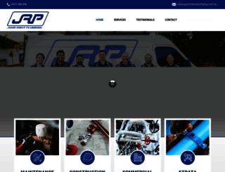 johnribotplumbing.com.au screenshot