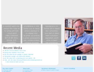johnrobison.com screenshot