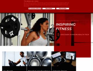 johnsonfit.com screenshot