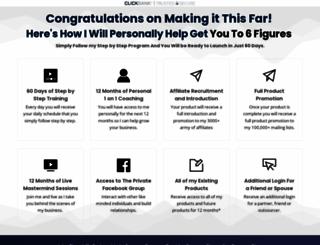 johnsonlinetraining.com screenshot