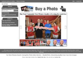 johnstonpressireland.newsprints.co.uk screenshot
