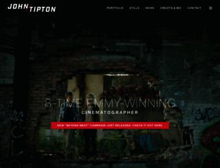 johntipton.com screenshot