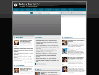 johnyportal2.blogspot.com screenshot
