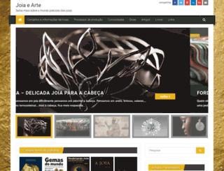 joia-e-arte.com.br screenshot