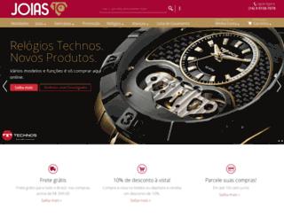 joias10.com.br screenshot