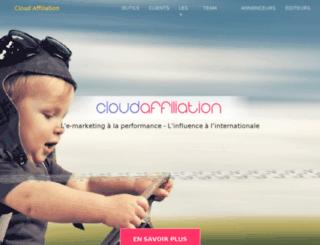 join-cloud-affiliation.com screenshot
