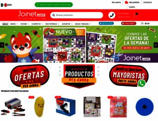 joinet.com screenshot