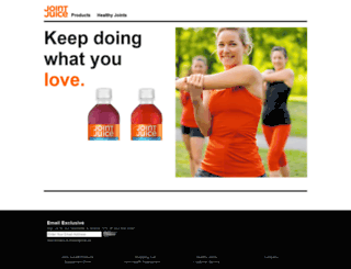 jointjuice.com screenshot