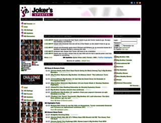 jokersupdates.com screenshot