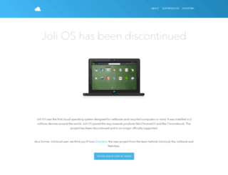 jolios.org screenshot