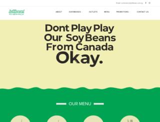 jollibean.com screenshot