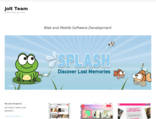 joltteam.com screenshot