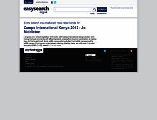 jomiddleton.easysearch.org.uk screenshot