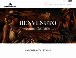 jommidemetrio.com screenshot